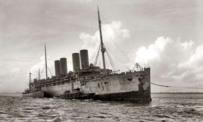 Barcos fantasmas alrededor del mundo que no te imaginas
