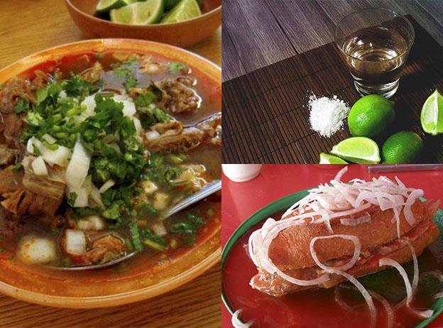 Birria, tortas ahogadas y tequila, por supuesto hablamos de Guadalajara