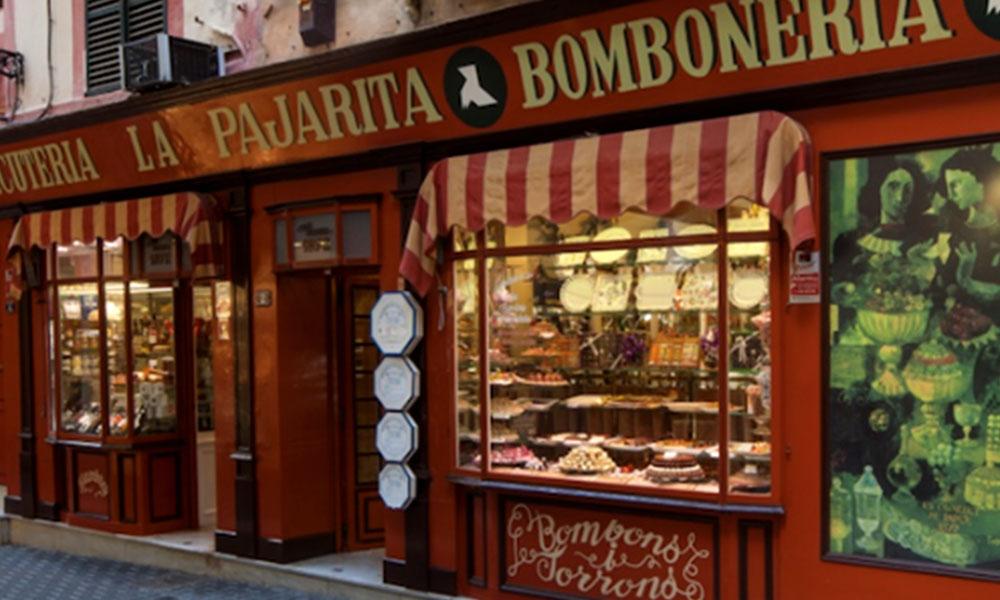 La Pajarita: la bombonería favorita de todo Madrid