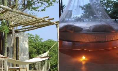 Los 15 mejores hoteles para romancear con tu pareja en México