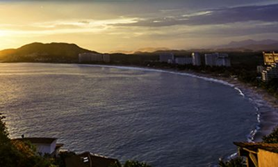 Ixtapa-Zihuatanejo, ve a nadar en sus hermosas playas