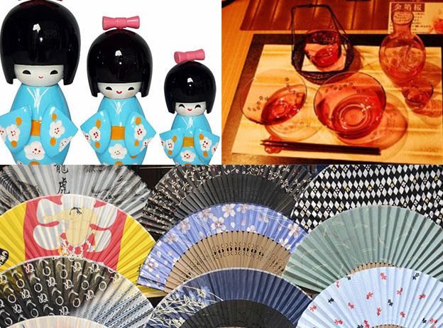 De Japón para el mundo: conoce las artesanías de este país