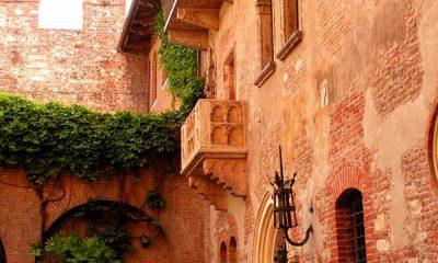La casa de Julieta en Verona, Italia, la puedes conocer