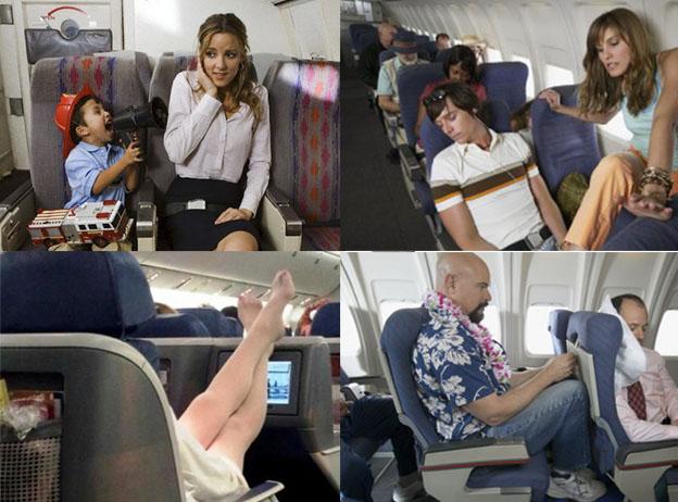 Lidiar con un pasajero enfadoso puede ser muy agotador