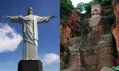 ¿Conoces alguno de los monumentos más imponentes del mundo?