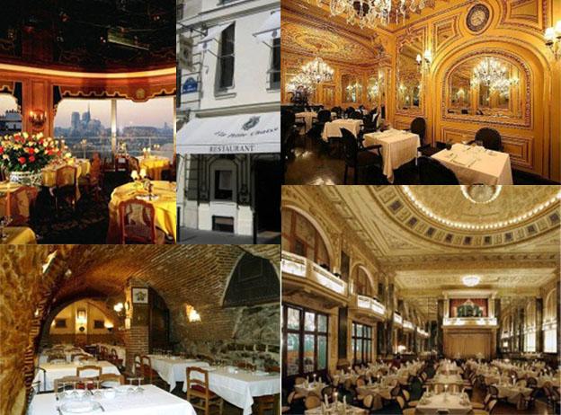 Restaurantes mas antiguos del mundo