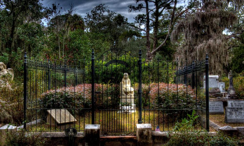 Savannah, la ciudad con más fantasmas en Estados Unidos