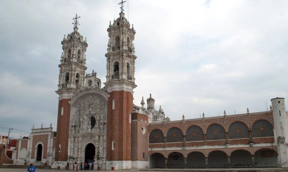 Iglesias de Tlaxcala