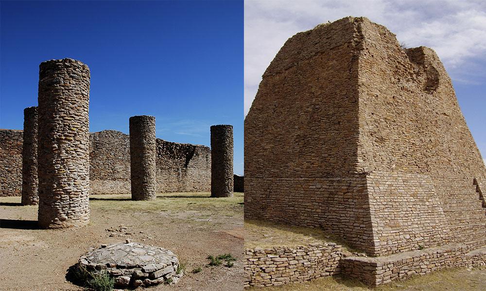 Zonas arqueológicas de Zacatecas para verdaderos viajeros