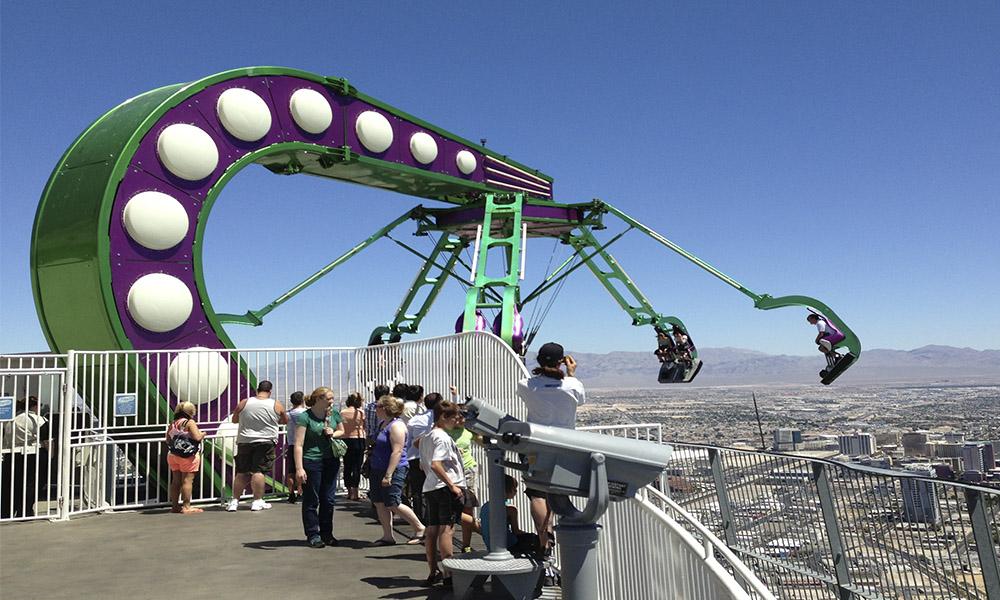 Stratosphere Tower: conoce esta maravilla de Las Vegas, Nevada