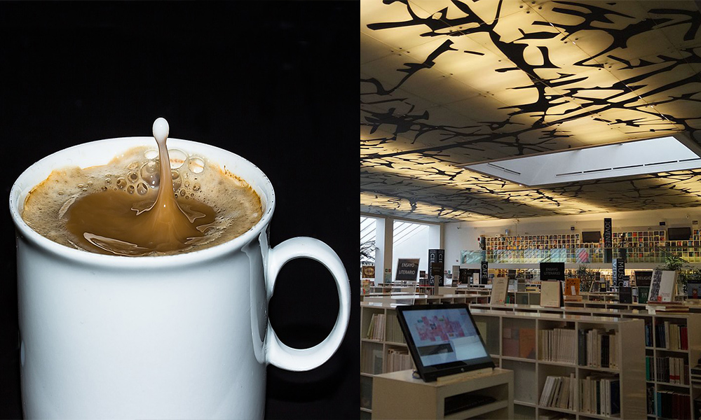 Cafeterías librerías: conoce cuáles son las mejores de la CDMX