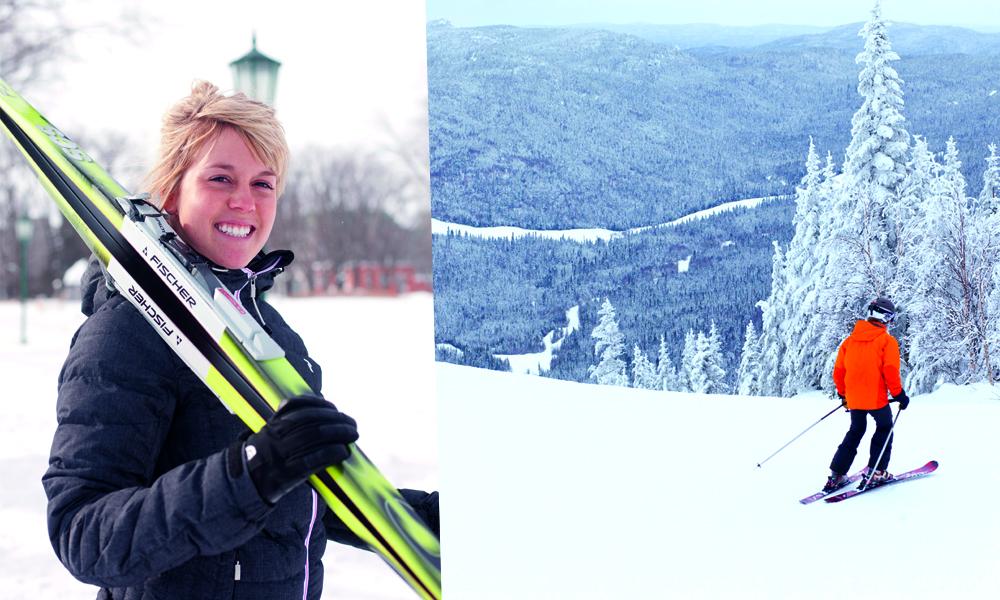 Esquí en Quebec: mejores estaciones