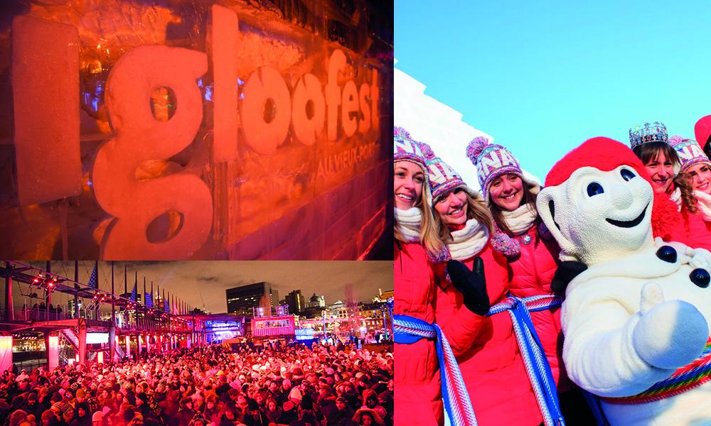 Los mejores eventos de invierno en Quebec