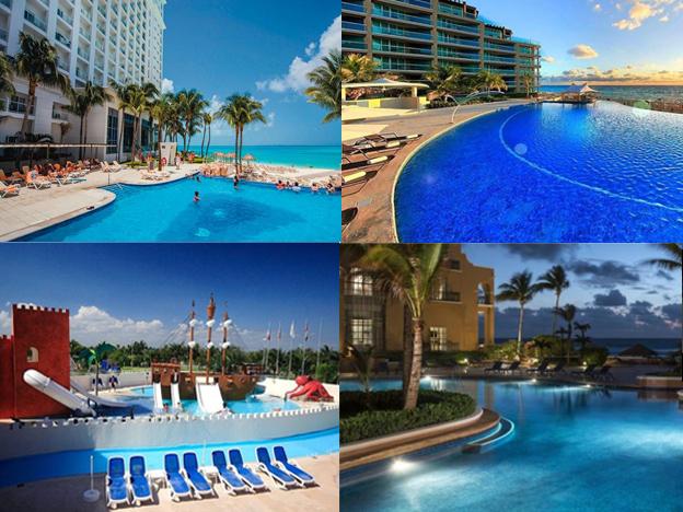 Segunda parte de los 10 mejores hoteles para niños en Cancún, Quintana Roo