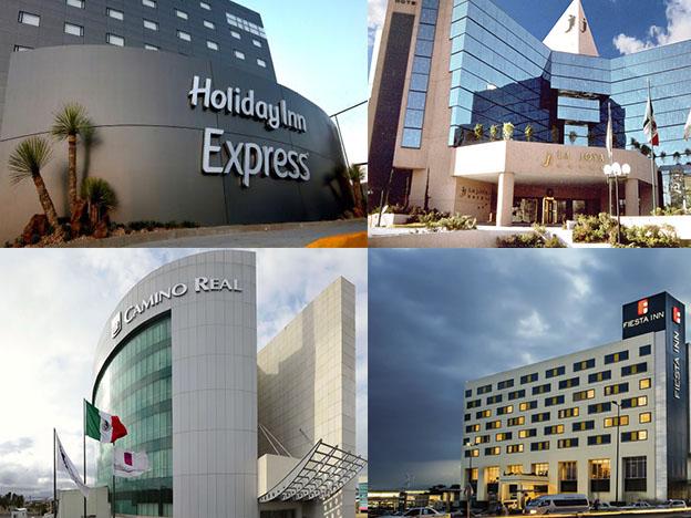 Cuáles son los mejores hoteles cerca del estadio de fútbol de Pachuca