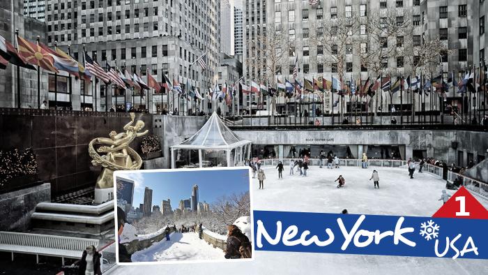 10 destinos invernales para enamorarte del frío