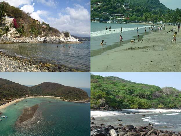 Zihuatanejo: conoce cuáles son sus mejores playas