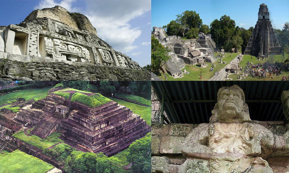 América central: conoce sus mejores sitios arqueológicos