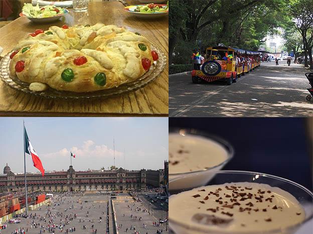 Festival de la Rosca de Reyes y Chocolate en la CDMX 2