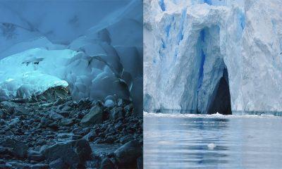 Las cuevas de hielo más espectaculares del mundo