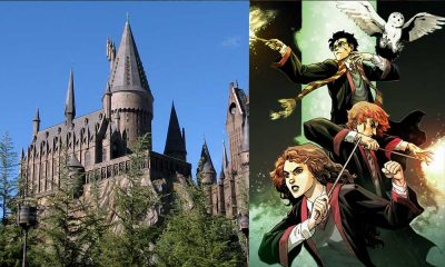 Parque de diversiones Harry Potter Orlando Florida
