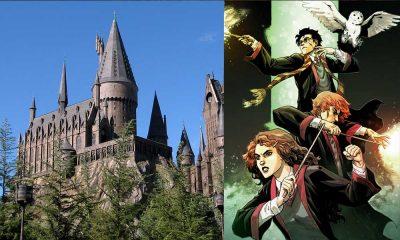 Parque de diversiones Harry Potter Orlando Florida