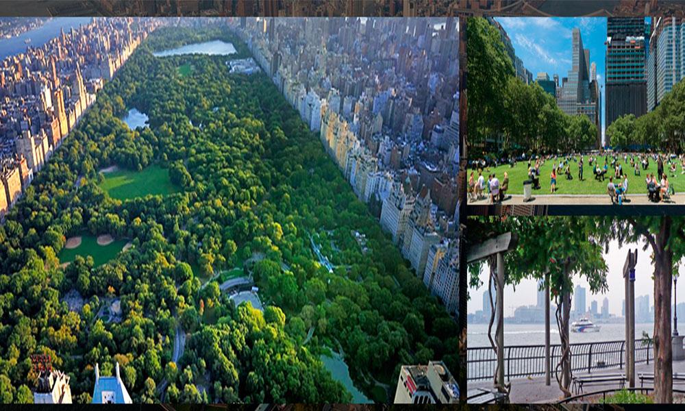 Nueva York: conoce sus parques famosos y más hermosos