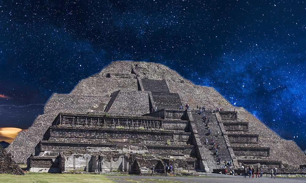 Teotihuac n de noche conoce su tour noches m gicas Espectaculo de luces teotihuacan 2018