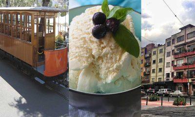 Helados y tranvía en la colonia Condesa, un maravilloso tour en la CDMX