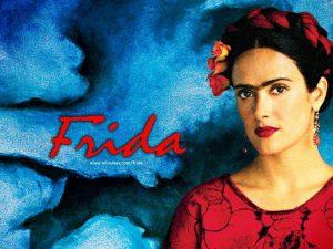 Salma Hayek protagonizó Frida