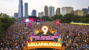 Lollapalooza en Chicago