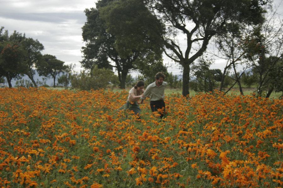 Escena de Arrancame la vida en Puebla