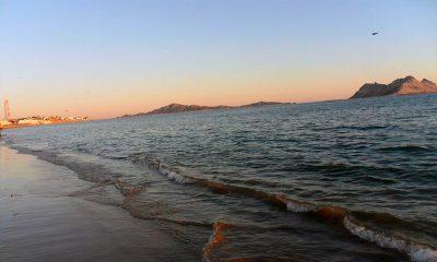 playa de bahía de kino en hermosillo, sonora