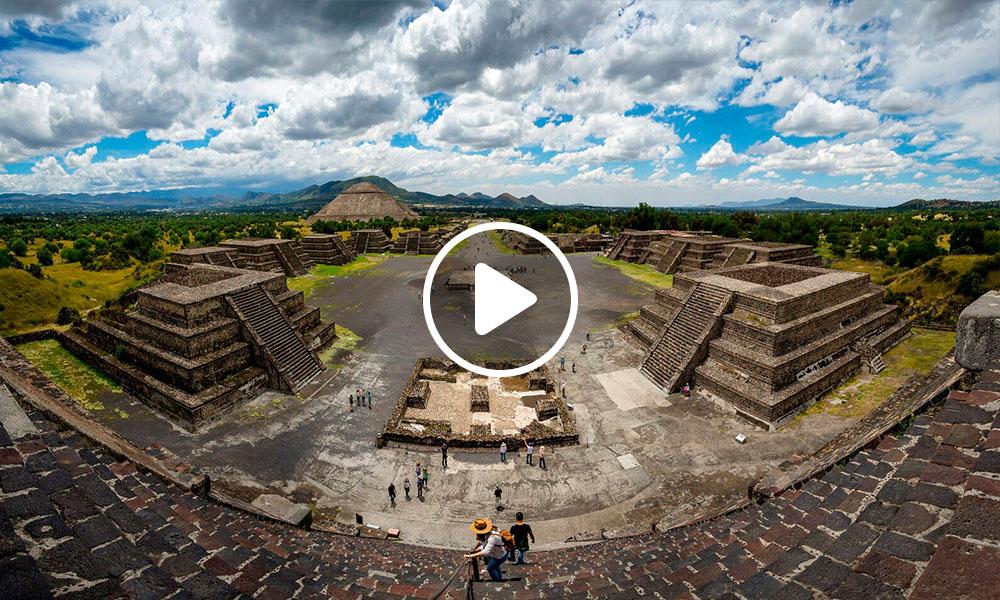 Éstas son las cosas que hacer y ver en Teotihuacán