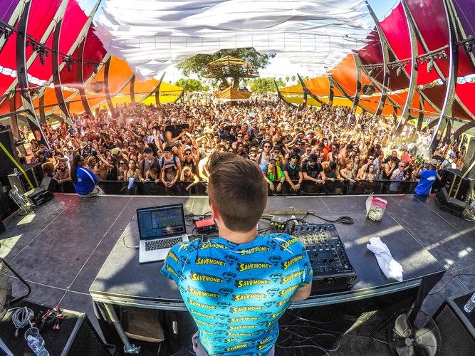 Festivales de música en el mundo