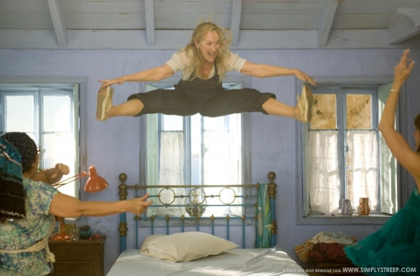 Peliculas para viajar con Meryl Streep