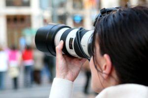 Periodista o fotógrafo de turismo