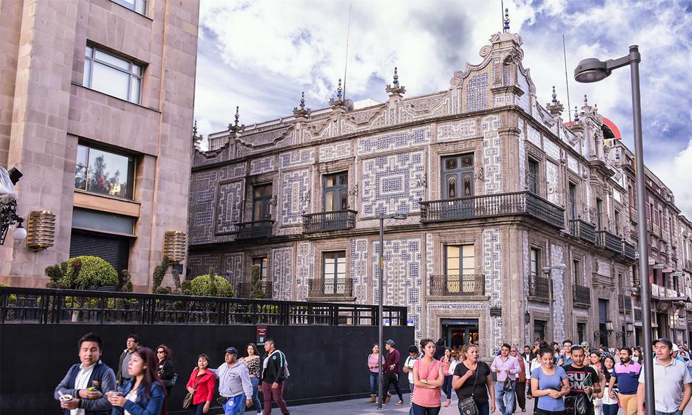 Comercios centro historico centenarios samborn azulejos