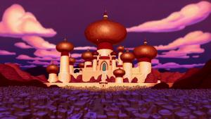 Agrabah en Aladdin