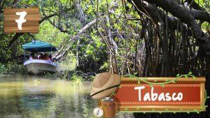 Pantanos de Centla en Tabasco