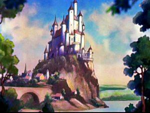Castillo Malvada Reina Blancanieves