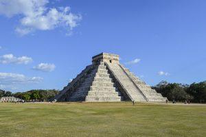 Chichen Itza en Yucatan