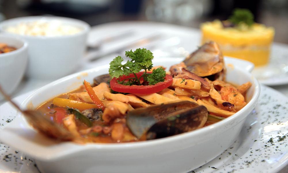 Comida típica de Quito
