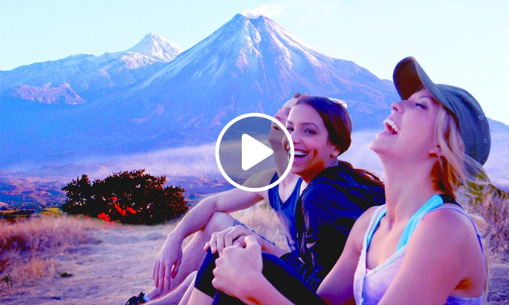 Conoce el Festival Internacional del Volcán