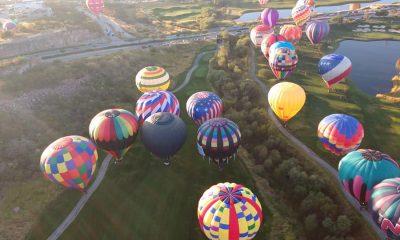 Festivales de globos aerostáticos en México