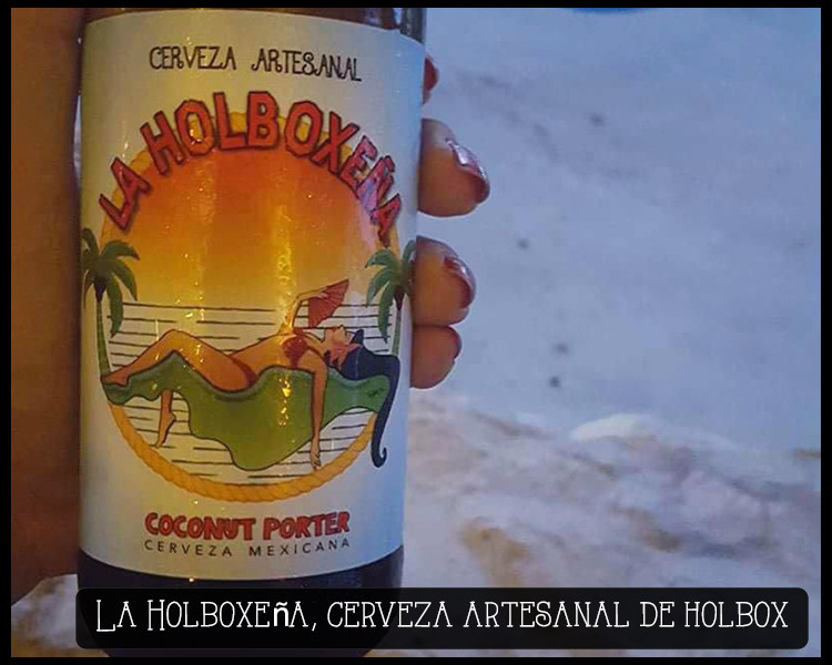 la holboxena cerveza artesanal isla holbox