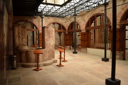 Museo de Sitio Ex Convento Dieguino