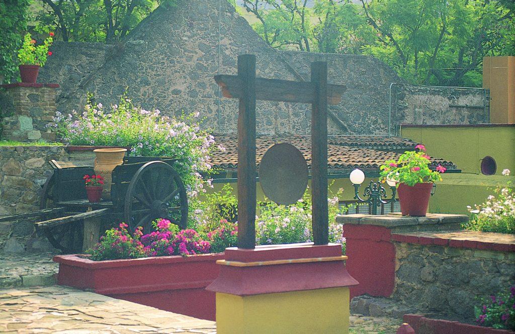 Ex Hacienda San Miguel de Barrera