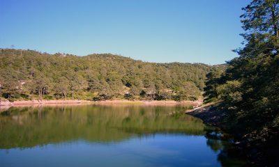 paisaje del parque nacional el chico en hidalgo