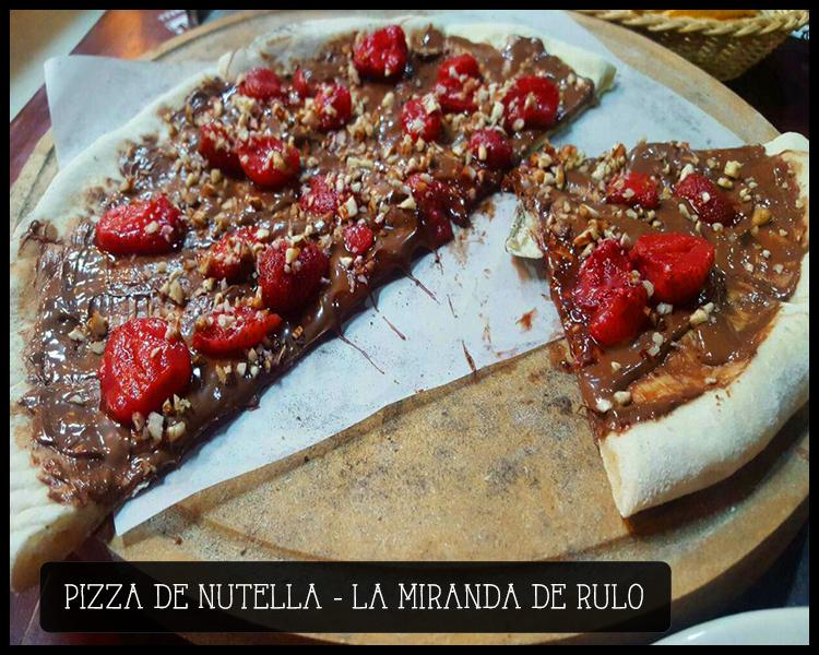 pizza de nutella miranda pizzas rulo holbox isla